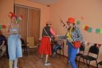 Клоуны на празднике «Здравствуй школа!»